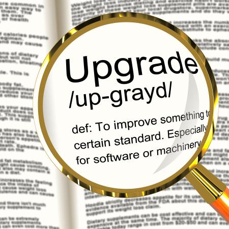 System Upgrade 2.95